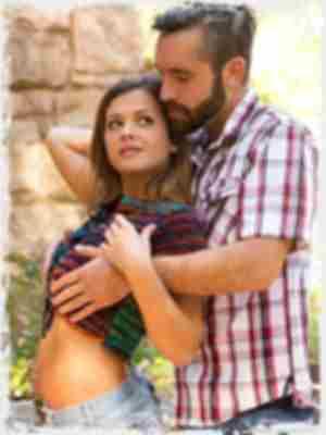 Daniel Hunter & Keisha Grey Nude