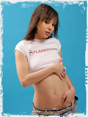 Ariel Rebel from Flashy Babes