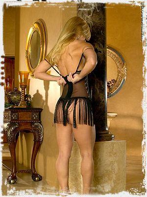 Jenny Poussin Erotic Pic