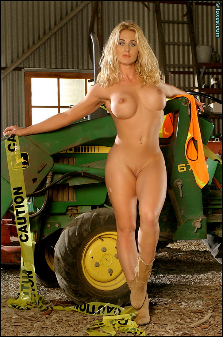 Understand Big tractors and naked girls are not