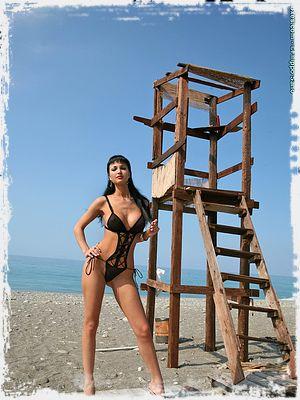 Roxanna Milana from Foxes