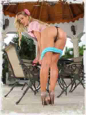 Cherie DeVille from In The Crack