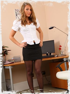 Darcy from Only Secretaries