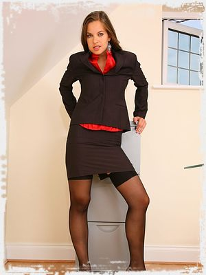 Michaela from Only Secretaries